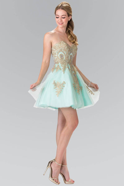 Cute Short Homecoming dress GS2371-Simply Fab Dress