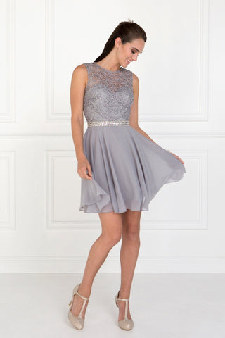 Short Formal Dress GS2410-Simply Fab Dress
