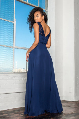 Navy formal dress gls 2363-Simply Fab Dress
