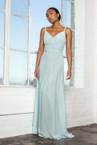 Mint bridesmaid dress gls 2374-Simply Fab Dress