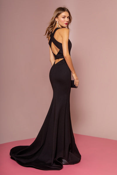 Tight Black Prom Dress Gls 2706 Simply Fab Dress