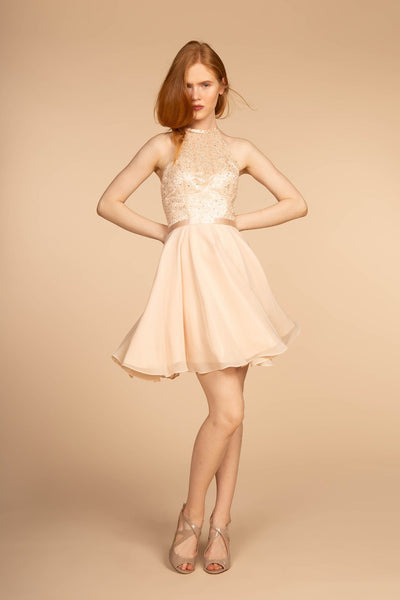 Cute short homecoming dress GS1621-Simply Fab Dress