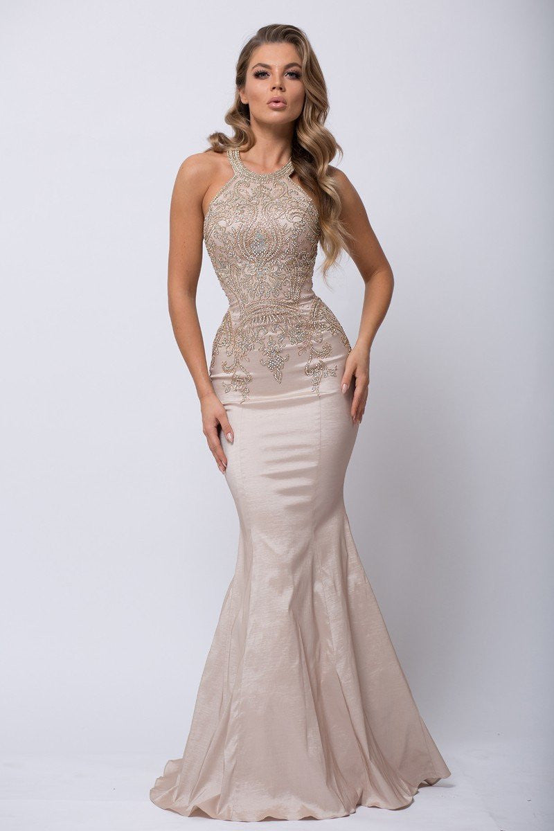 9d146234f12d ... Cheap Mermaid Prom Dress CD 55#AC564 - Simply Fab Dress ...