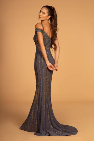 Extravagant sequin prom dress gls 2629-Simply Fab Dress
