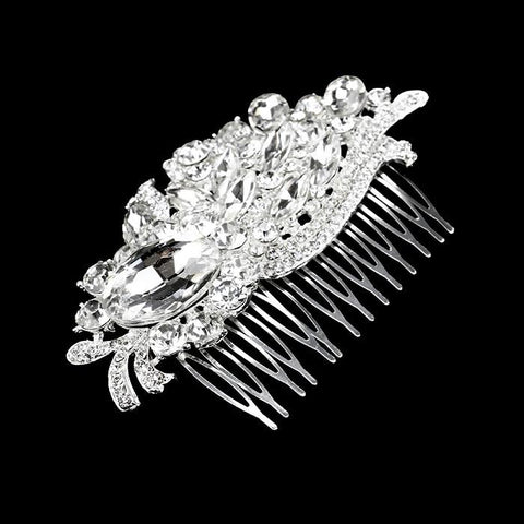 Silver wedding Hair accessories #w342181 - Simply Fab Dress