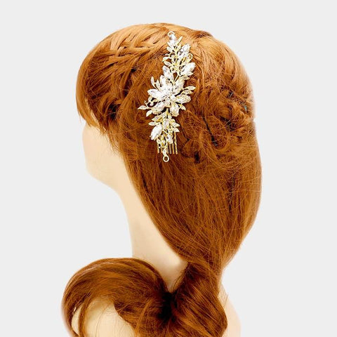 Rhinestone bridal hair accessories #337884 - Simply Fab Dress