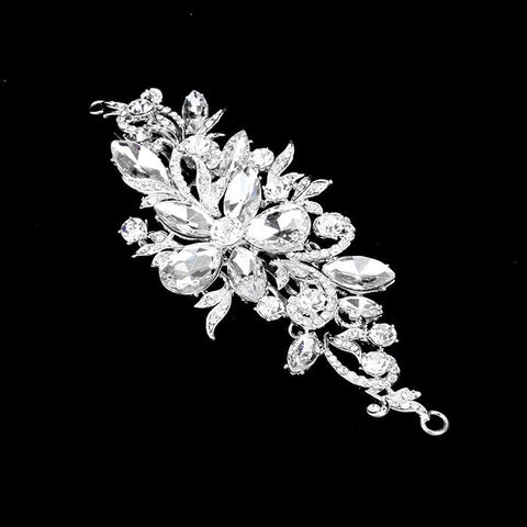 Rhinestone bridal hair accessories #337891 - Simply Fab Dress