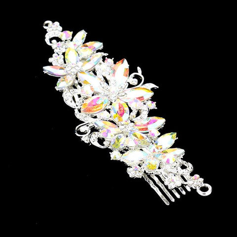 Rhinestone bridal hair accessories #340315 - Simply Fab Dress
