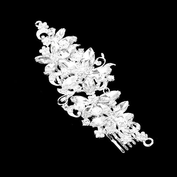 Rhinestone bridal hair accessories #340316 - Simply Fab Dress
