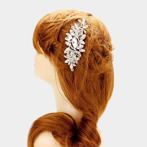 Rhinestone bridal hair accessories #340319 - Simply Fab Dress