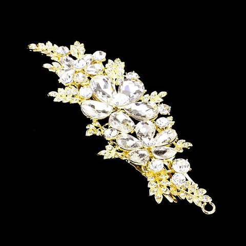 Rhinestone bridal hair accessories #340320 - Simply Fab Dress