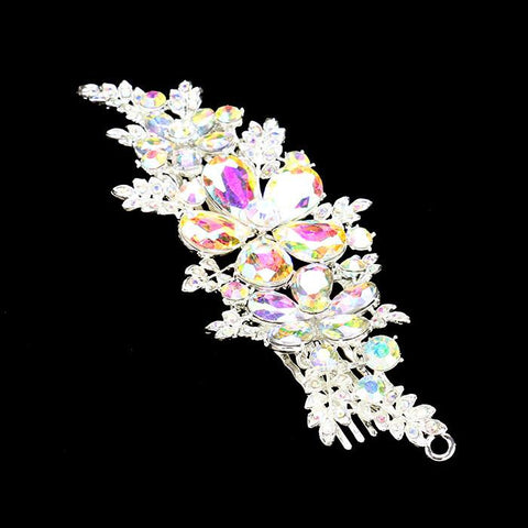 Rhinestone bridal hair accessories #340321 - Simply Fab Dress