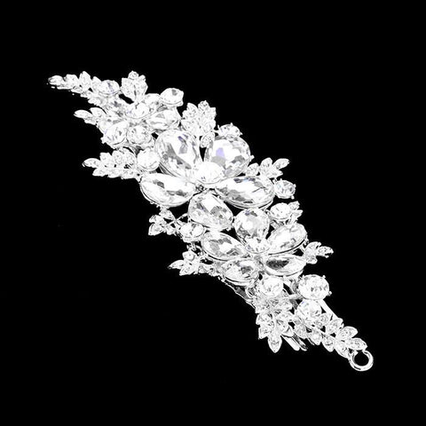Rhinestone bridal hair accessories #340322 - Simply Fab Dress