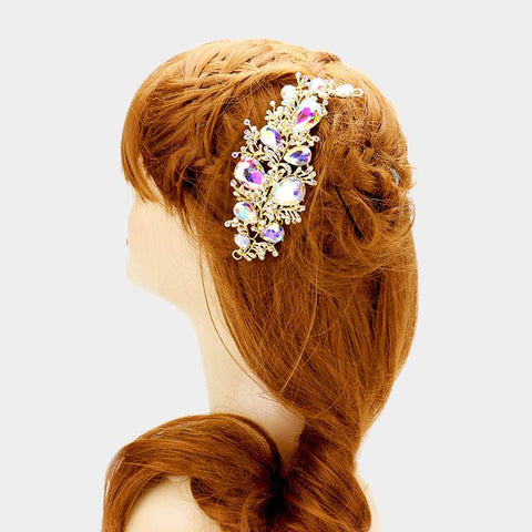 Rhinestone bridal hair accessories #340323 - Simply Fab Dress