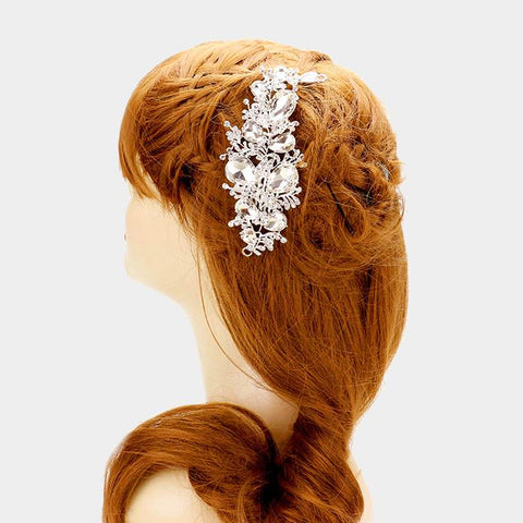 Rhinestone bridal hair accessories #340325 - Simply Fab Dress
