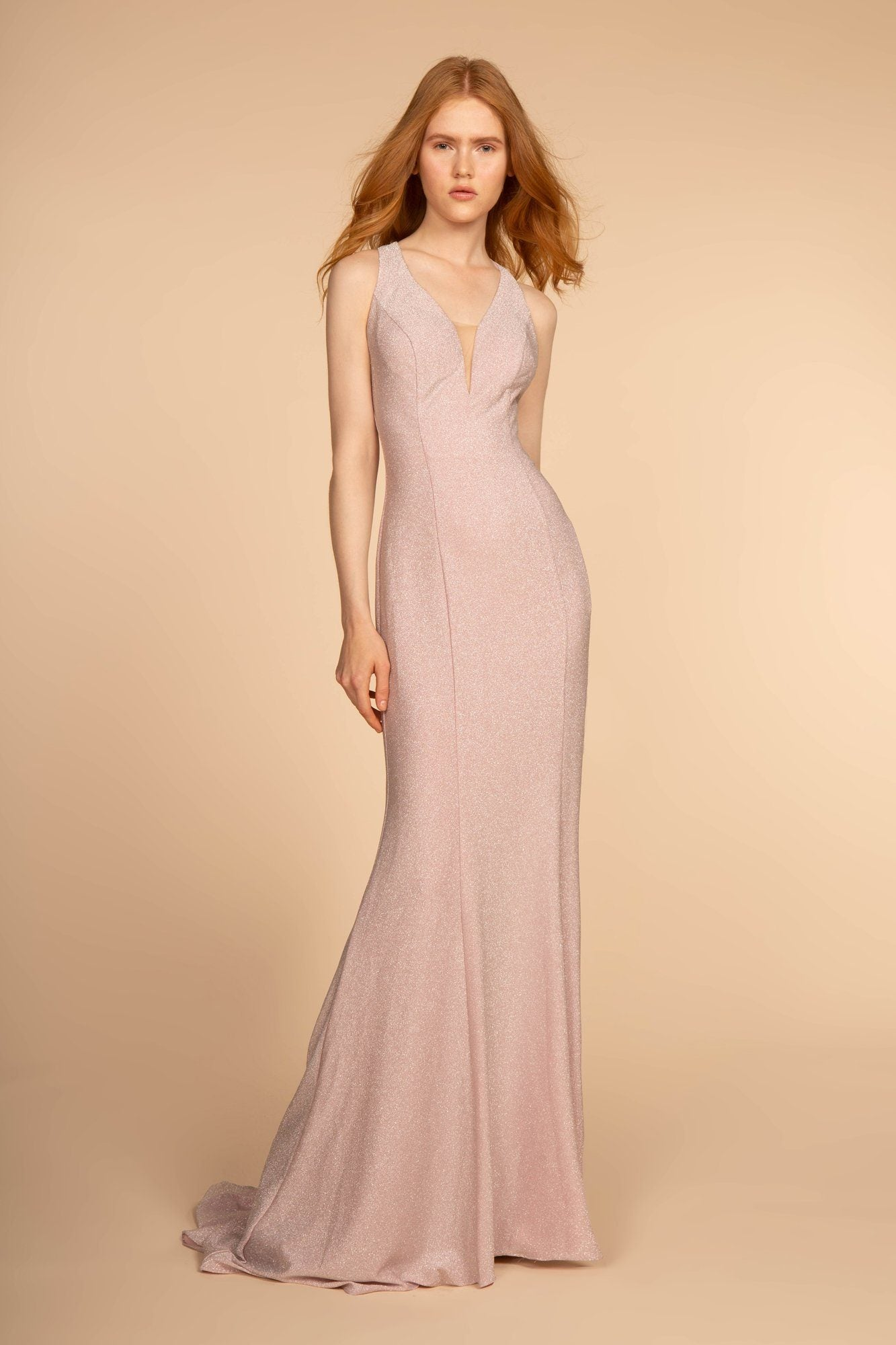 Sexy tight formal dress GL2549-Simply Fab Dress