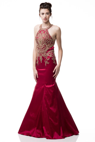 Sexy beaded mermaid  prom dress- 2017 Prom dress  BC#FR16994 - Simply Fab Dress