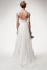 Vintage lace boho wedding dress BC# FRW15378 - Simply Fab Dress
