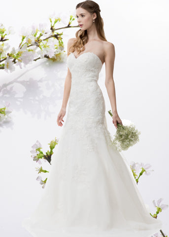 Beautiful wedding dress 106-wjw160105 Affordable wedding dress - Simply Fab Dress