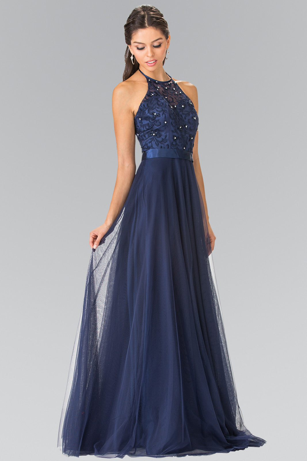 Affordable bridesmaid dresses long chiffon dresses simply fab sparkling beaded bodice long bridesmaid dress gl1475sku fabgl1475gorgeous sparkling beaded bodice long bridesmaid dress featuring flowing soft tulle skirt ombrellifo Gallery