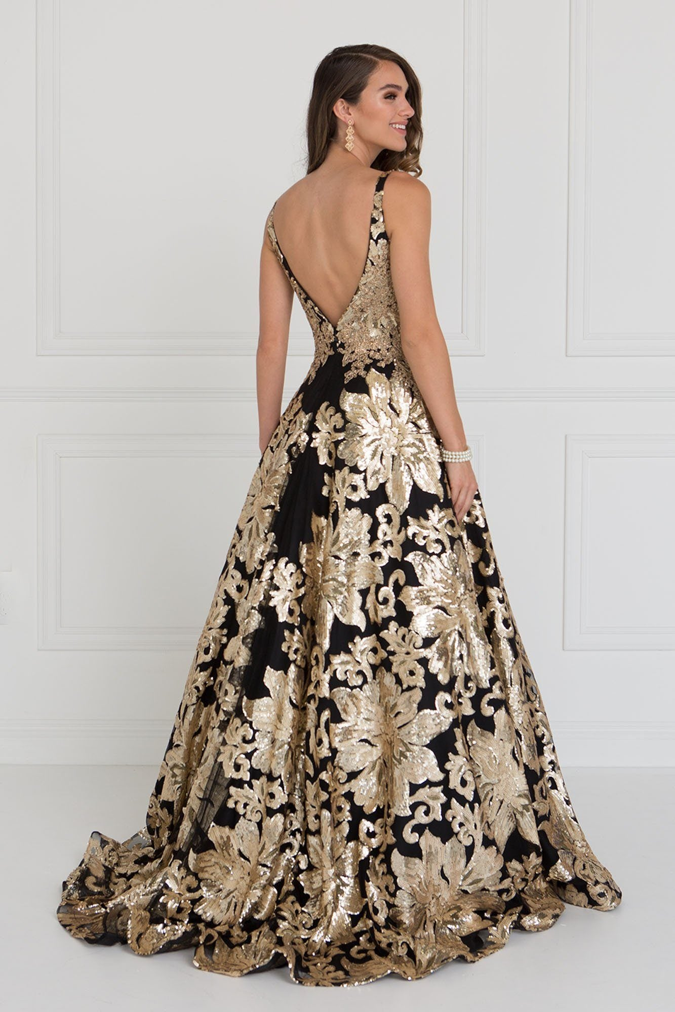 Extravagant prom and evening gown gls 1511 – Simply Fab Dress