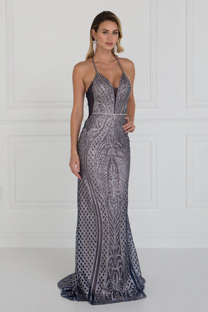 seductive long evening gown GLS 1546-Simply Fab Dress