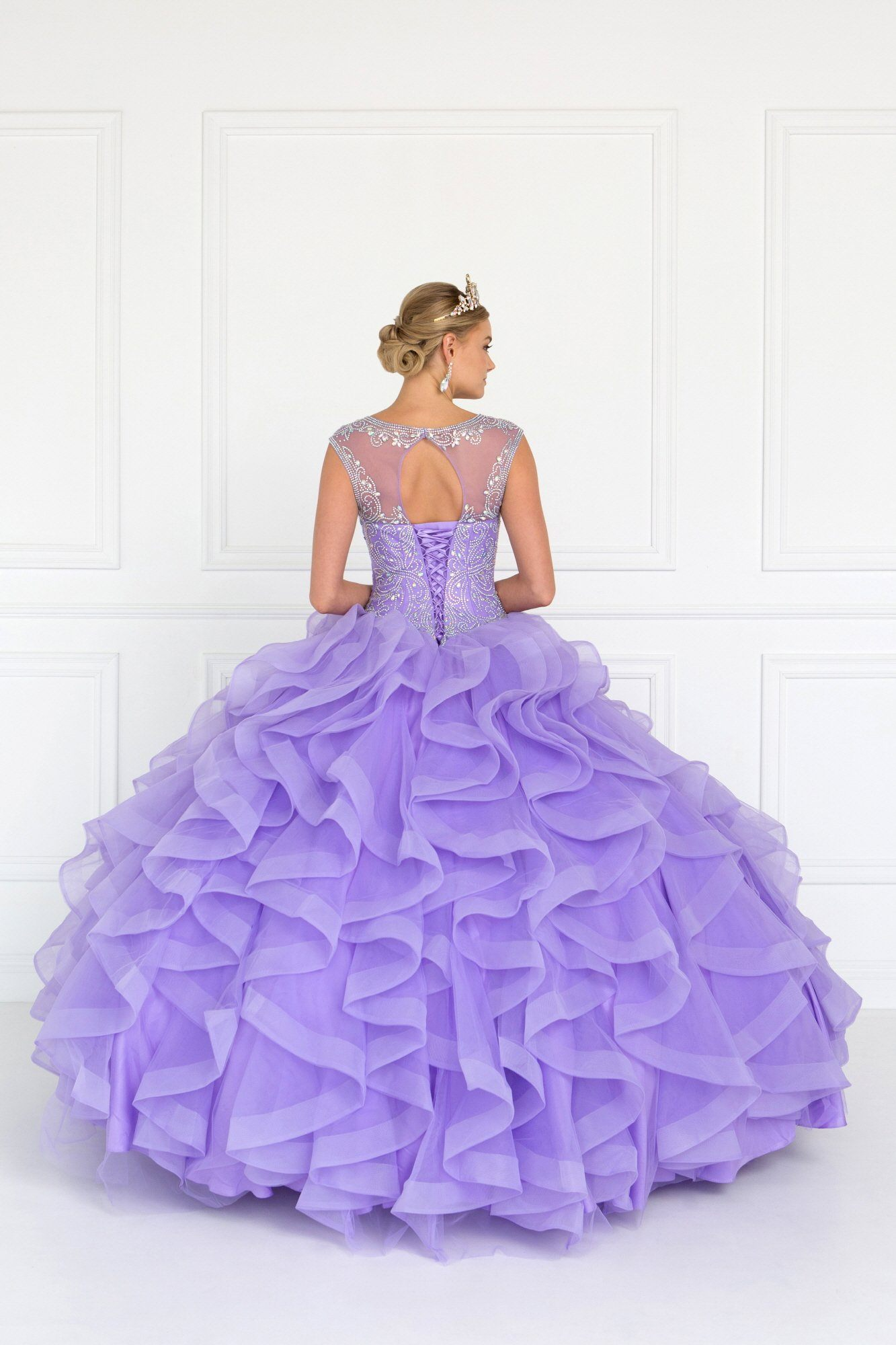 de94db24234 ... Beautiful purple quinceanera dress GLS 1555-Simply Fab Dress ...