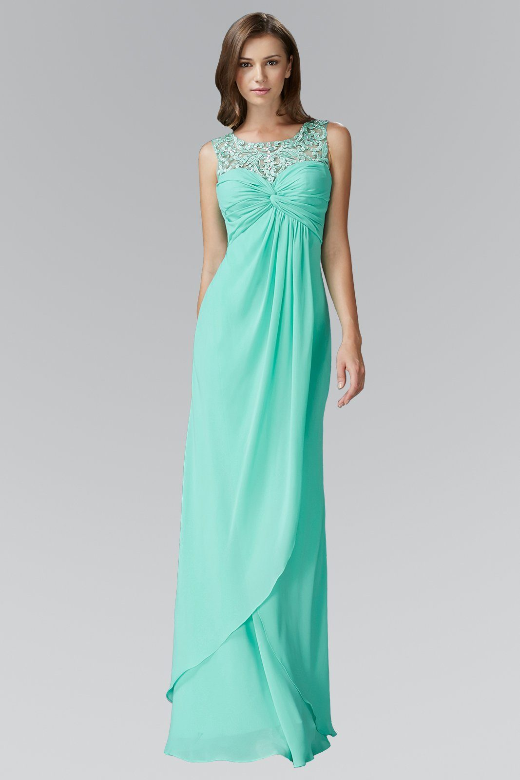 Tiffany Blue Dresses | Chiffon Bridesmaid Dress – Simply Fab Dress