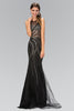 Sparkling beaded mermaid formal dress GL2150 - Simply Fab Dress