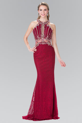 bc16de8369 Sparkling beaded fitted lace pageant dress gl2275 Prom dress - Simply Fab  Dress