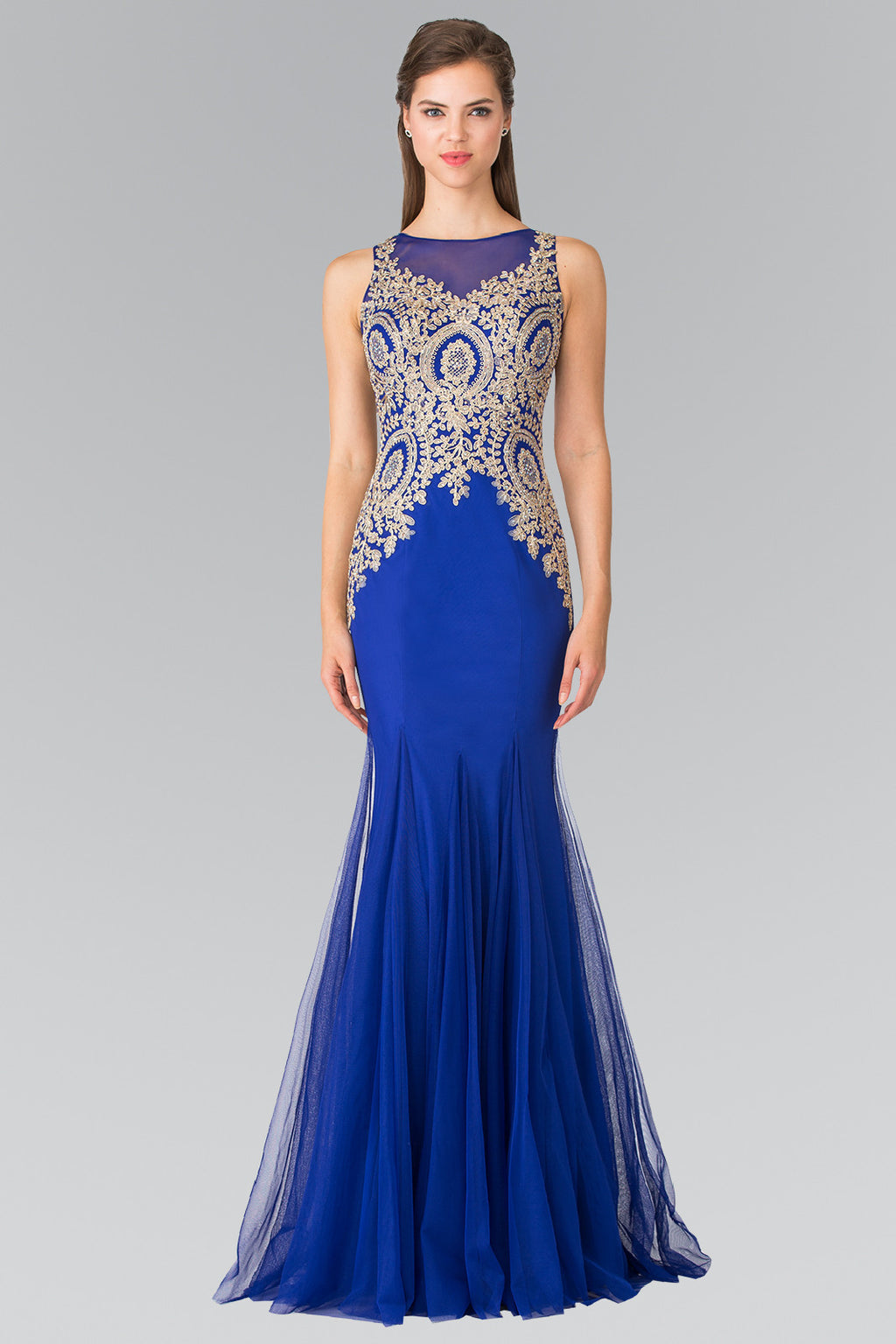 Trendy mermaid formal dress GL2283 - Simply Fab Dress