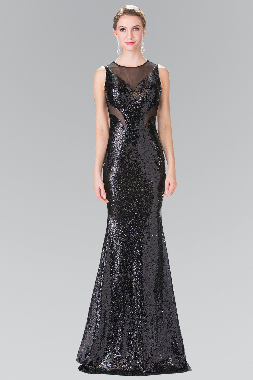 sequins evening gown dress #GL2292 – Simply Fab Dress