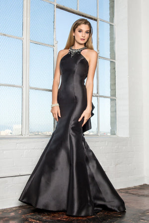 Tight evening prom dress    Gls 2353