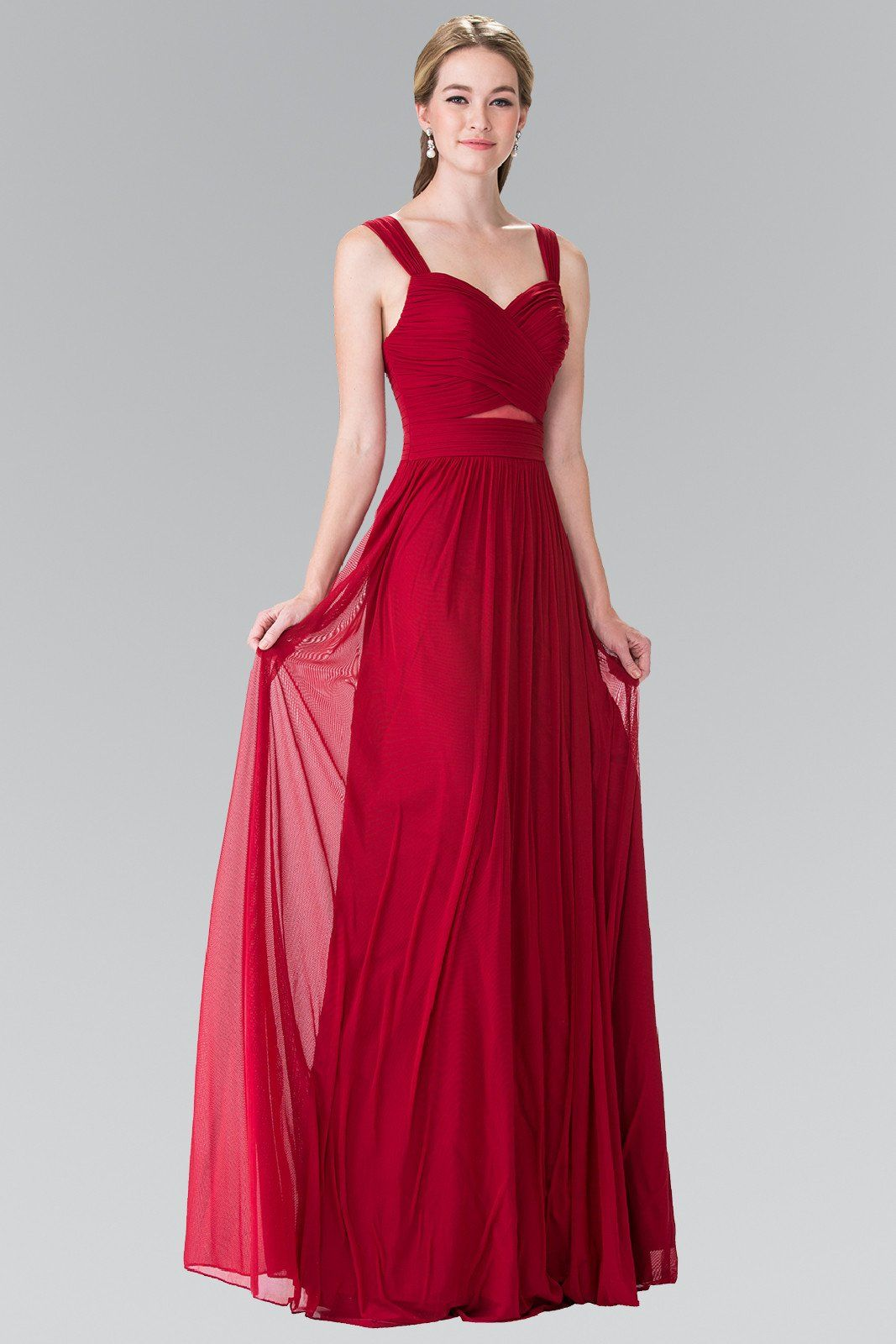 Long chiffon bridesmaid dress gl2366 simply fab dress elegant long chiffon bridesmaid dress gl2366 simply fab dress ombrellifo Choice Image