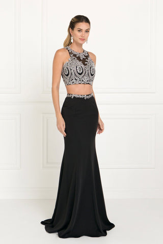 c244577e08 Long 2 piece prom dress gl2419-Simply Fab Dress