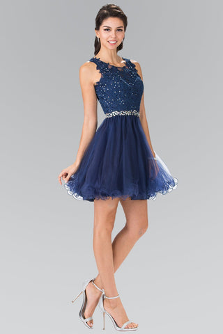 Affordable short prom dress & Homecoming dress  GS2375 - Simply Fab Dress