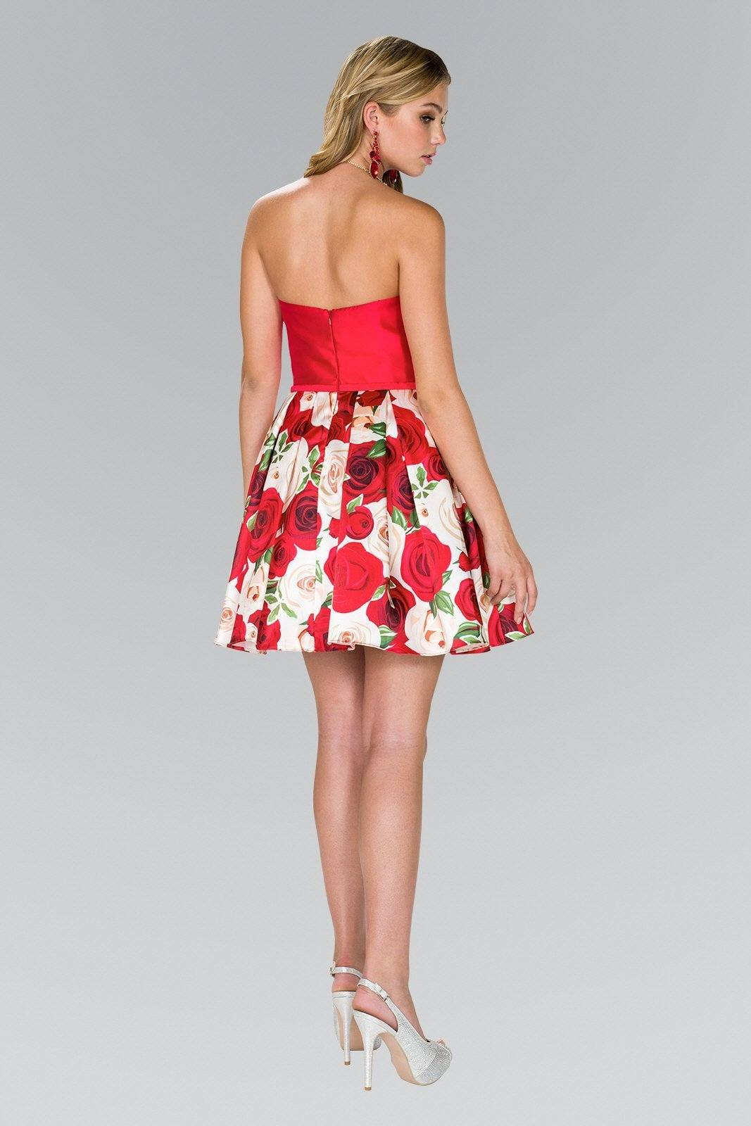 Red Confirmation Dresses