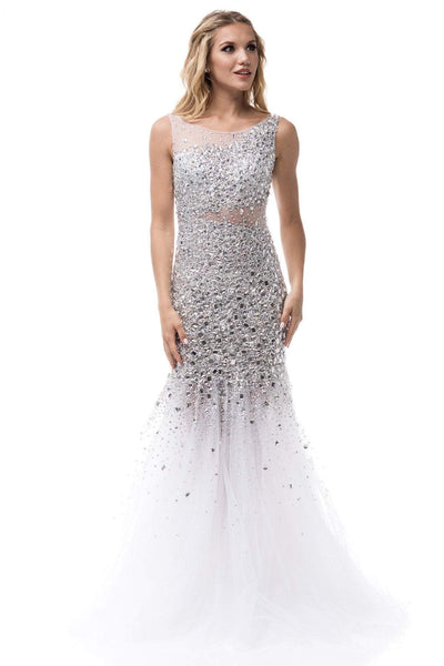 Fully beaded mermaid wedding dress BC# IQ0140-Simply Fab Dress