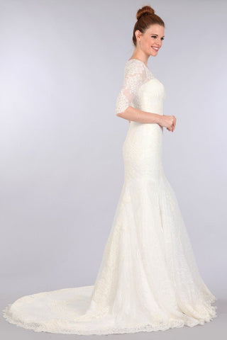 Stunning mermaid wedding dress-k25406 Affordable wedding dress - Simply Fab Dress