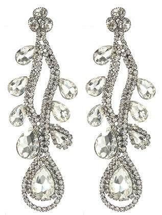 Gorgeous fashion earrings MME24733 BNCL - Simply Fab Dress