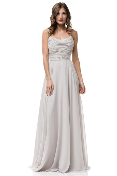 Flowy simple formal dress #RR9064-Simply Fab Dress