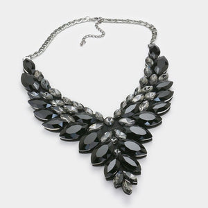 Statement fashion necklace 324990-FN6043 - Simply Fab Dress