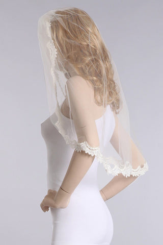 Wedding Veil  TS064-30 - Simply Fab Dress