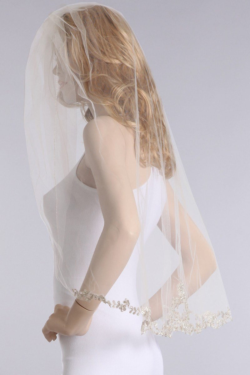 Wedding Veil  Ts2845-36 - Simply Fab Dress