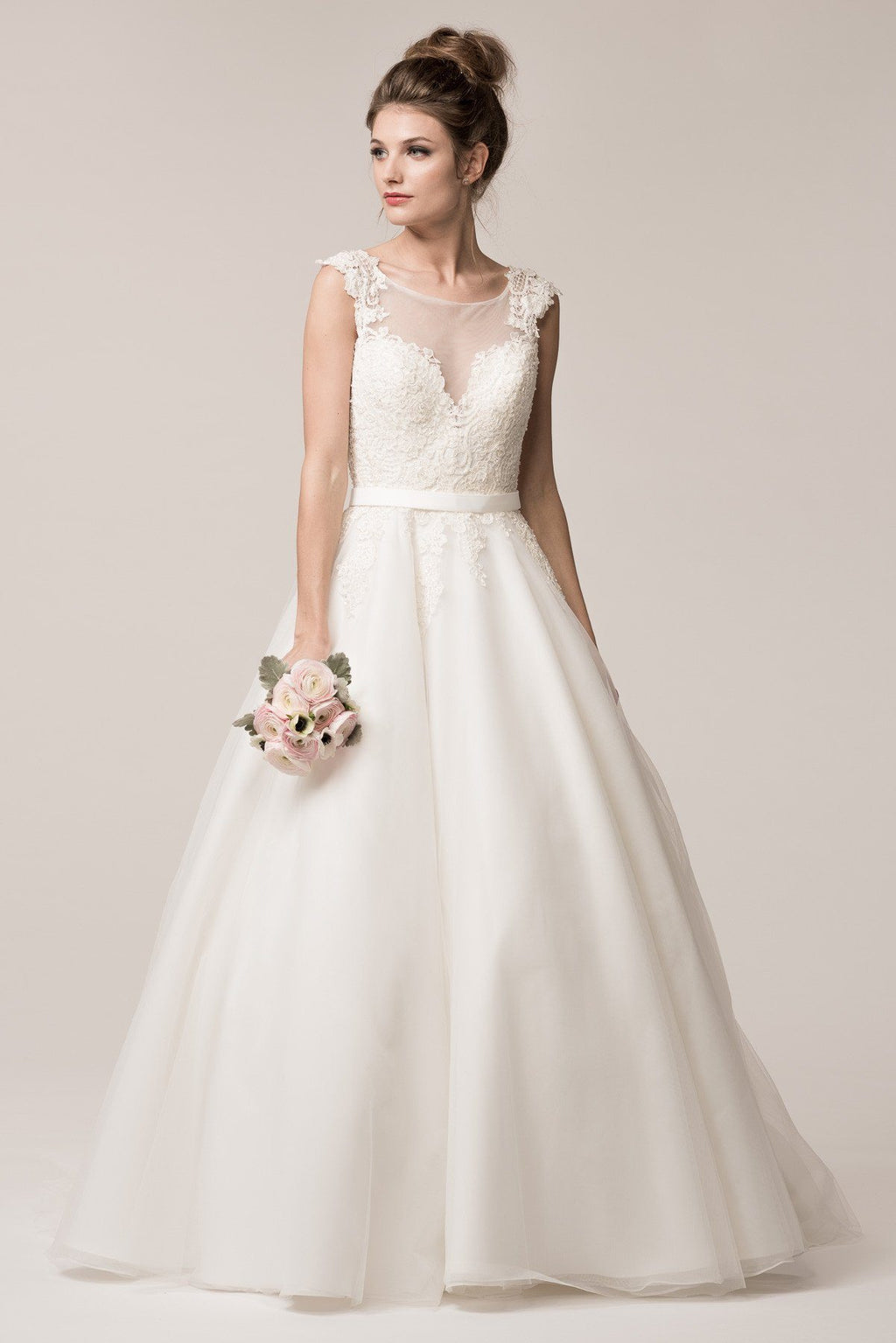 Princess ball gown wedding dress BC#TTW16364-Simply Fab Dress