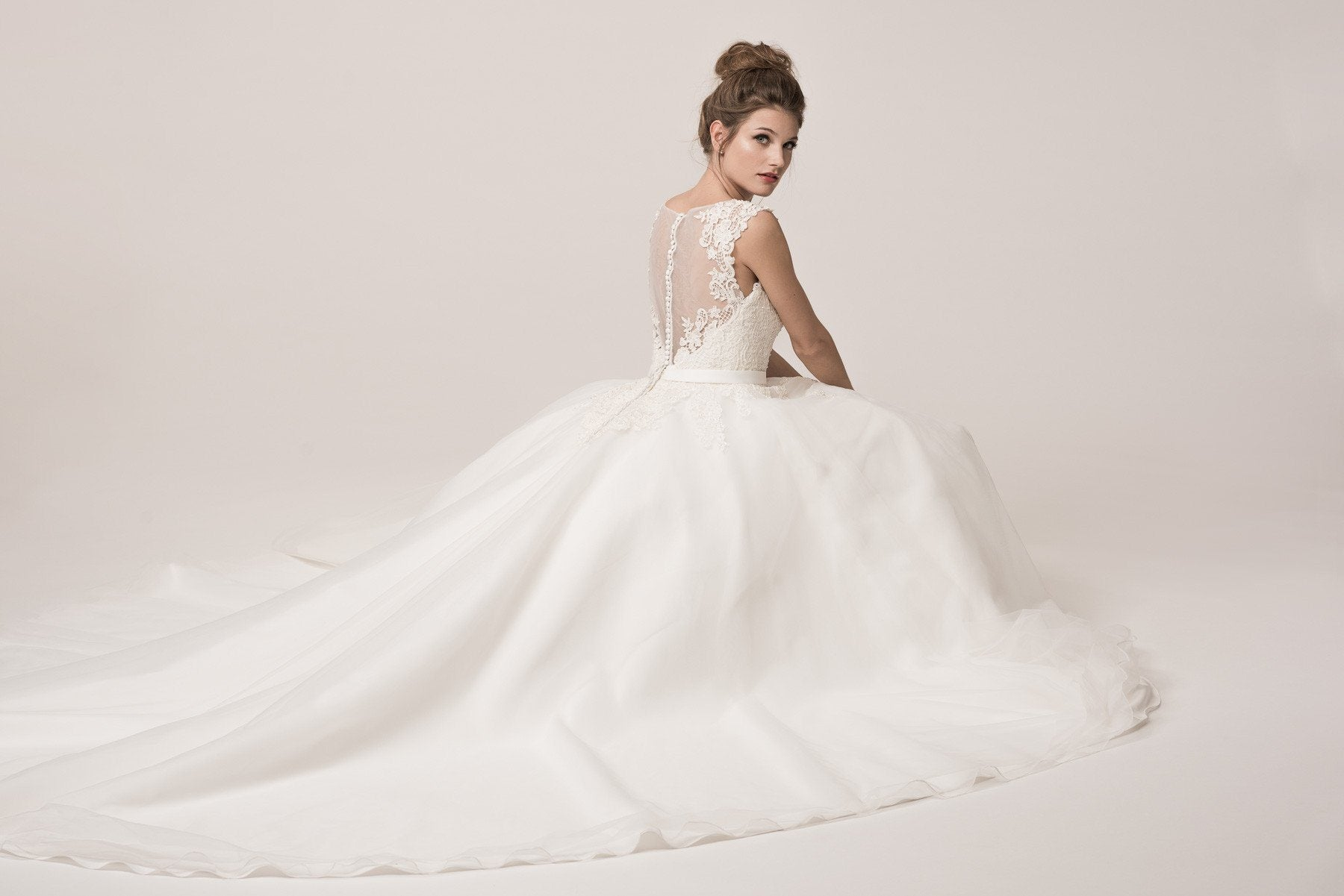 Princess ball gown wedding dress – Simply Fab Dress