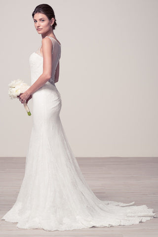 Beautiful wedding dress 106-ttw1640 Affordable wedding dress - Simply Fab Dress