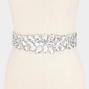 Rhinestone wedding belt #wb6572-333774 - Simply Fab Dress