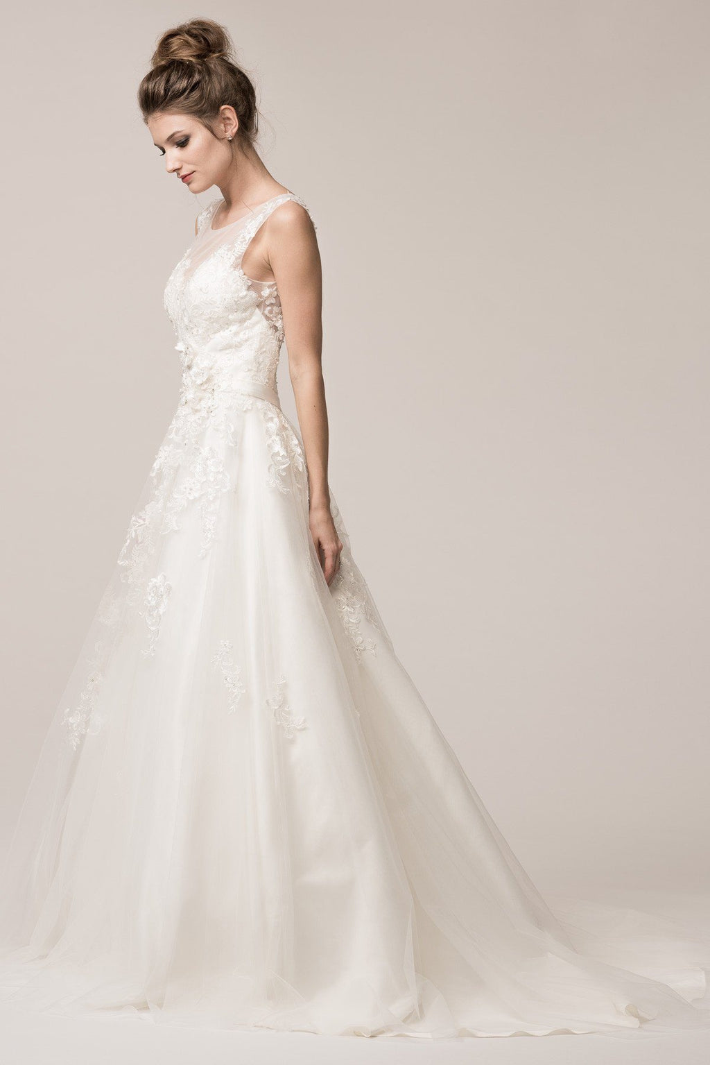 Princess Ball gown wedding dress BC#wjw2169 - Simply Fab Dress