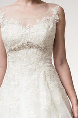 Beautiful wedding dress 106-wyw1564 Affordable wedding dress - Simply Fab Dress